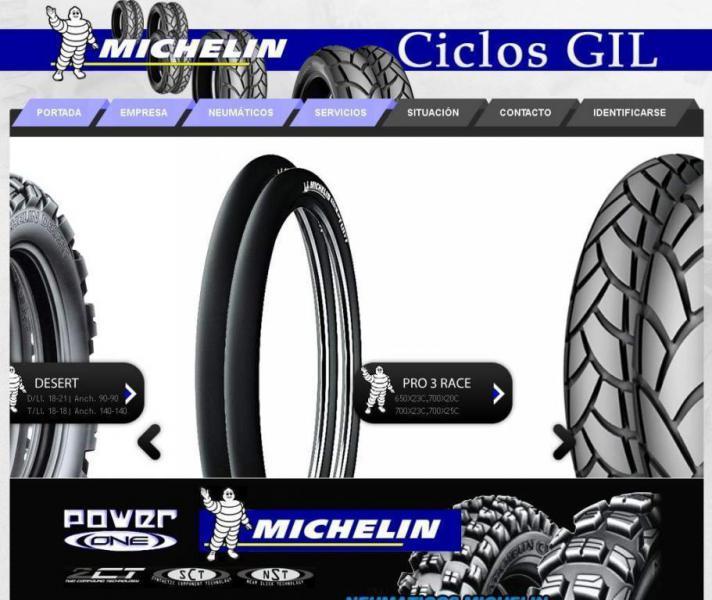 Desarrollo Web - Ciclos Gil