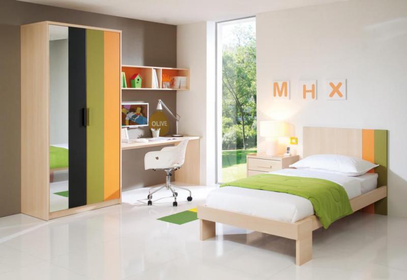 dormitorio juvenil mundo joven habitat