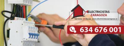 <div><div><div>Electricistas en Zaragoza ofrecen un Descuento del 17%.</div></div></div>
