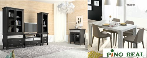 Muebles Pino Real