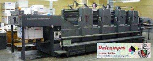 Imprenta Palcampos