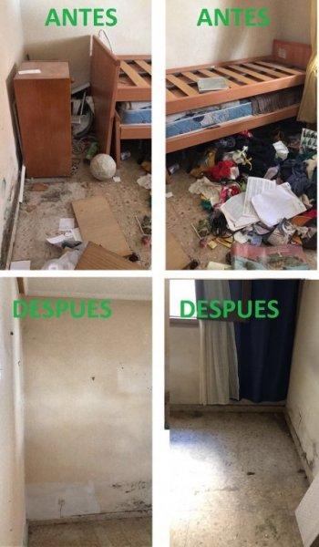 Recogida de Muebles Gratis, Limpieza de oficinas, Madrid