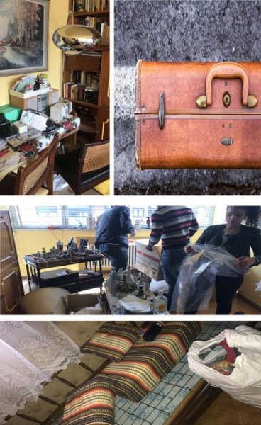 Recogida de muebles gratis limpieza de oficinas madrid for Recogida muebles