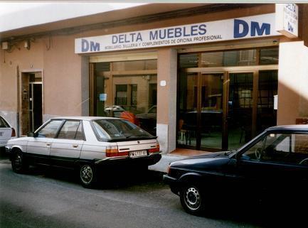 Delta muebles muebles de oficina palma de mallorca for Muebles de oficina mallorca